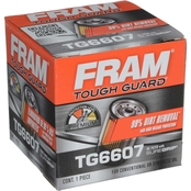 FRAM Tough Guard Spin On Oil Filter, TG6607