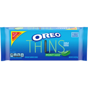Nabisco Oreo Thins Mint Family Size 13.1 oz.