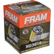 FRAM Ultra Spin On Oil Filter, XG3614