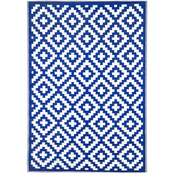 Evergreen Reversible Weather-Resistant Rug 4 x 6 ft.