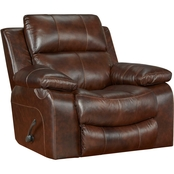 Catnapper Positano Leather Recliner