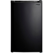 Magic Chef 4.4 cu. ft. Refrigerator with Full-Width Freezer Compartment