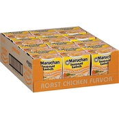 Maruchan Instant Lunch Roast Chicken Flavor 2.25 oz, 12 pk.