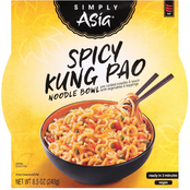 Simply Asia Spicy Kung Pao Noodle Bowl 8.5 oz. 6 pk.