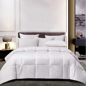 Martha Stewart Collection Feather And Down Fiber Comforter
