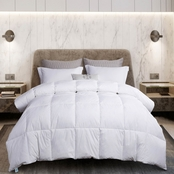 Martha Stewart Collection White Goose Feather and Down Comforter