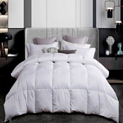 Martha Stewart Collection Luxury All Season White Down Comforter