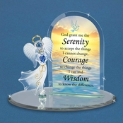 Glass Baron Angel, Serenity Prayer