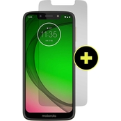 Gadget Guard Black Ice Plus Glass Screen Protector For Motorola Moto G7 Play
