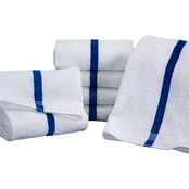 Martex Stripe 20 x 40 in. Pool Towel