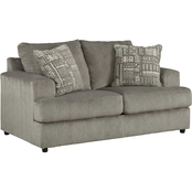 Signature Design by Ashley Soletren Ash Loveseat