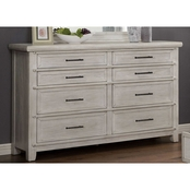 COMPONENT Furniture of America Shawnette Collection 8 Drawer Dresser