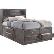 Elements Emily Storage Bed