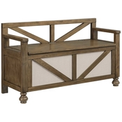 Signature Design by Ashley Brickwell Storage Bench