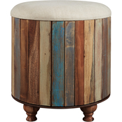Signature Design by Ashley Oristano Storage Ottoman