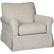 Signature Design by Ashley Searcy Swivel Glider Accent Chair