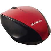 Verbatim Wireless Multi-Trac Blue LED Optical Mouse