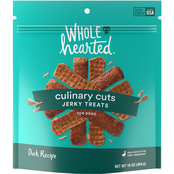 WholeHearted Culinary Cuts Duck Recipe Jerky Dog Treats, 16 oz.