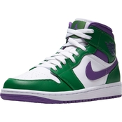 Jordan Men's Air Jordan 1 Mid Athleisure Shoes