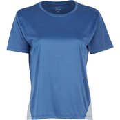 PBX Pro Hi-Llo Tee with Marled Side Inserts