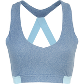 PBX Pro Sports Bra with Contrast Straps