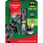 Colgate Batman Holiday Pack with Toothbrush Cap