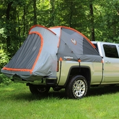 Rightline Gear Mid Size Short Bed 5 ft. Truck Tent