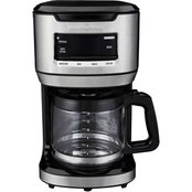 Hamilton Beach Programmable Front-Fill 14 Cup Coffee Maker