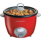Hamilton Beach Ensemble 20 Cup Rice Cooker/Food Steamer