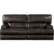 Catnapper Wembley Collection Leather Reclining Sofa