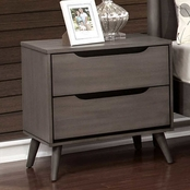 Furniture of America Lennart Collection Nightstand