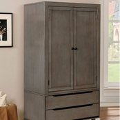 Furniture of America Lennart Collection Armoire