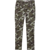YMI Jeans Girls 1 Button Cargo Pants
