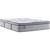 Sealy Heraldry Plush Euro Pillowtop Mattress