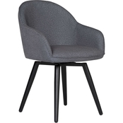 Studio Designs Dome Swivel Arm Chair