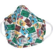 Vera Bradley Cotton Face Mask