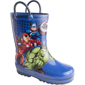 Marvel Toddler Boys Avengers Rain Boots