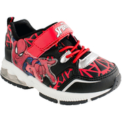 Marvel Boys Spider-Man Lighted Sneakers