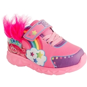 Trolls Toddler Girls Lighted Athletic Shoes