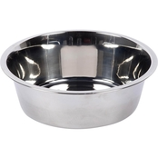 Harmony Non Skid Brushed Stainless Steel Dog Bowl
