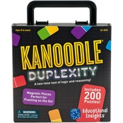 Learning Resources Kanoodle Duplexity Logic Puzzles