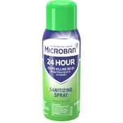 Microban 24 Fresh Aerosol Sanitizing Spray 15 oz.