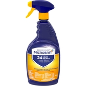Microban 24 Citrus Bath Spray 32 oz.
