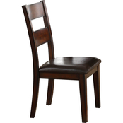 Homelegance Mantello Collection Side Chair