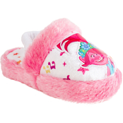 Trolls by Dreamworks Toddler Girls Slippers