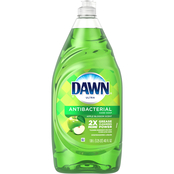 Dawn Ultra Antibacterial Dish Soap Apple Blossom 40 oz.