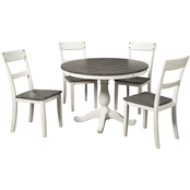 Signature Design by Ashley Nelling 5 pc. Round Dining Set
