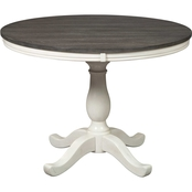 Signature Design by Ashley Nelling Round Dining Table