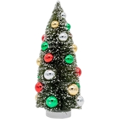 Gigi Seasons Decorated Tabletop Christmas Tree