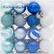 Gigi Seasons Shatter Resistant Small Ornaments 32 ct.